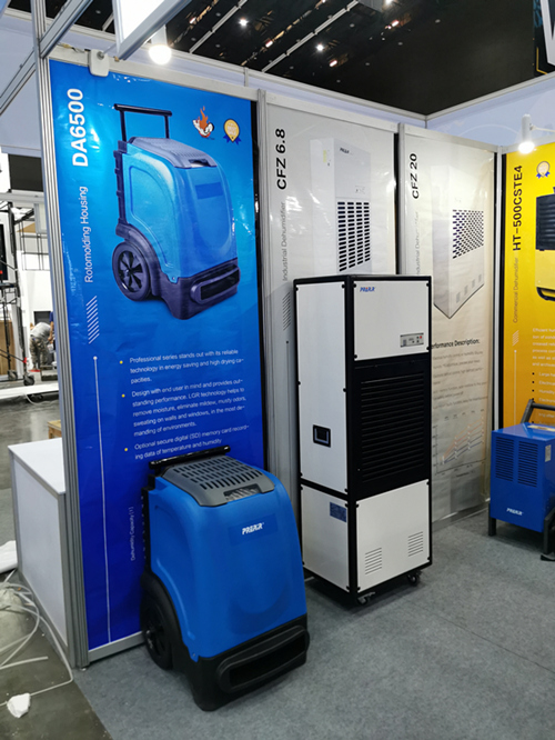 commercial dehumidifiers for basements