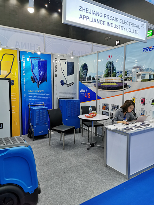2019 Thailand Bangkok HVAC refrigeration purification exhibition