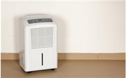 How to use dehumidifiers to resume production as soon as possible after the flood