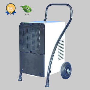 Mobile Eco-friendly 50L/D Dehumidifier R290